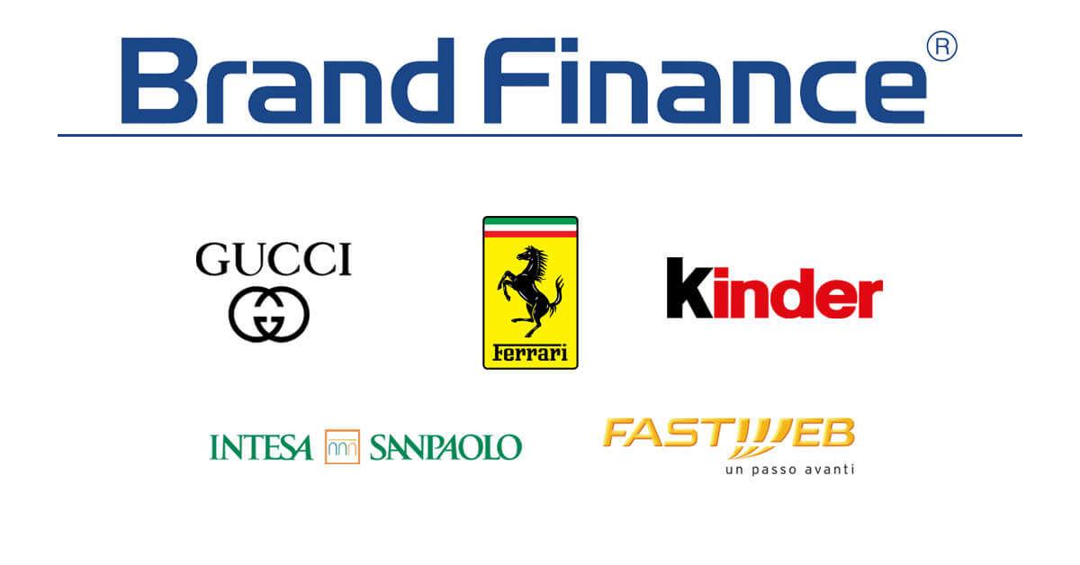 Quali sono i 50 brand italiani più influenti al mondo?