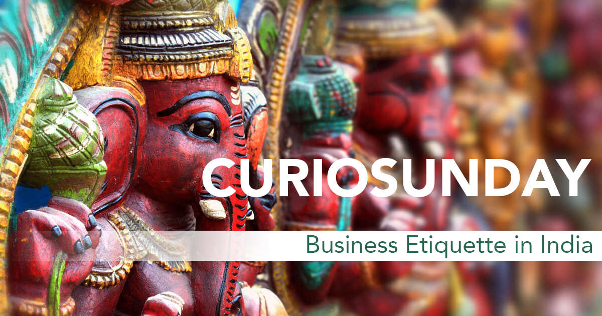 Business Etiquette in India