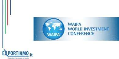 XX^ WAIPA World Investment Conference: IPAs a confronto a Milano