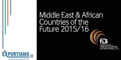 Middle East & African Country of the future 2015/16