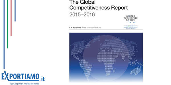 Global Competitiveness Index 2015-2016: servono talento e innovazione