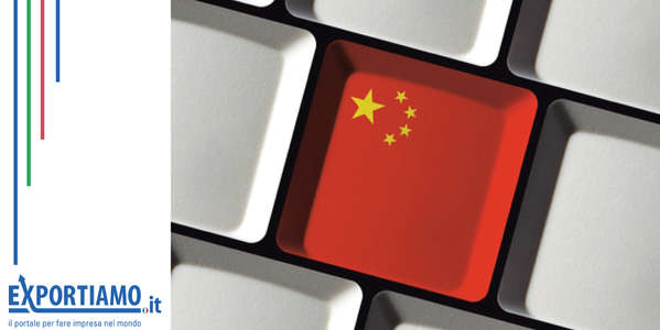 Cina: e-commerce per far crescere l'estero