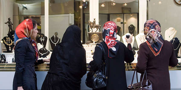 Luxury tempted Iran is a dream market for retail