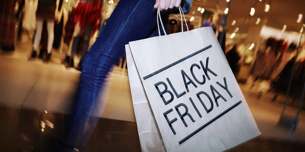 Il Black Friday americano lancia l'E-commerce nel Belpaese