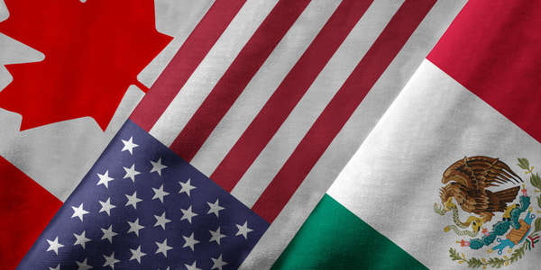 Nafta: Trump pronto a modificare l'accordo con Canada e Messico