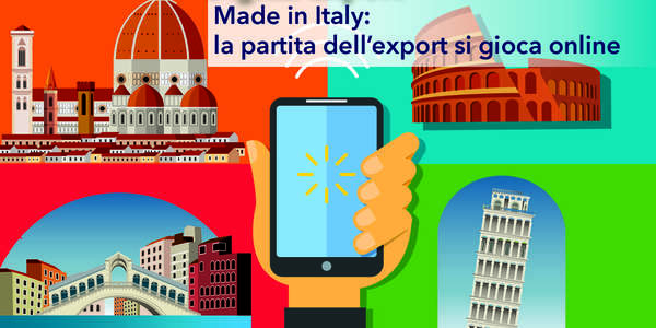Made in Italy: la partita dell'export si gioca online