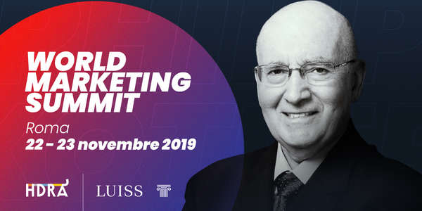 Il World Marketing Summit 2019: The Brand's New World