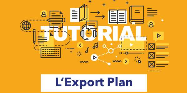 Export Tutorial, Redigere l'Export Plan