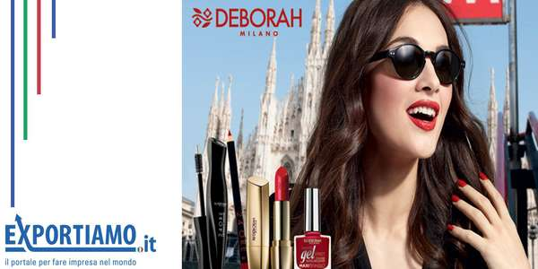 Deborah, la cosmetica italiana che guarda all'Iran