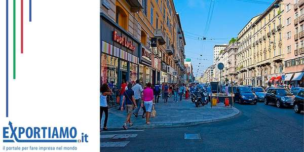 Investimento nell'high street