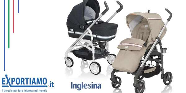 Inglesina: una storia di Made in Italy vincente